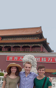 Life-Changing Trip to China Adds to Vast Cultural Knowledge